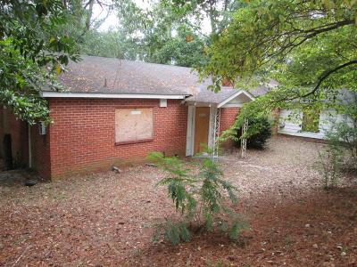 Augusta Single Family Home For Sale: 2326 Mimosa Drive