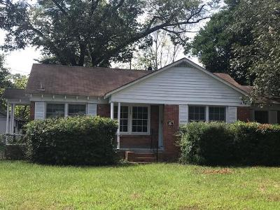 Augusta Single Family Home For Sale: 2249 Bayvale Road