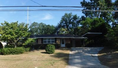 Augusta Single Family Home For Sale: 2209 Cadden Road