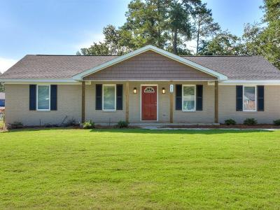 Martinez Single Family Home For Sale: 622 Dennis Drive