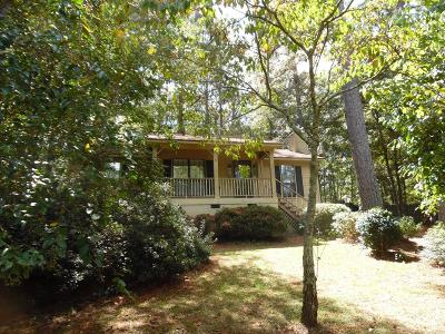 North Augusta Single Family Home For Sale: 751 Sudlow Lake Road