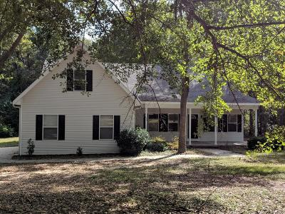McDuffie County Single Family Home For Sale: 120 Stratford Lane