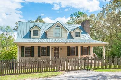 Aiken Single Family Home For Sale: 1580 Hatchaway Bridge Road