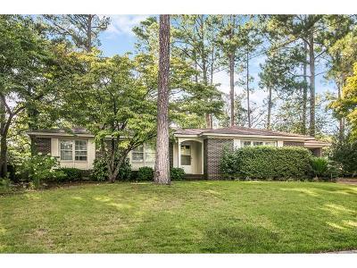 Augusta GA Single Family Home For Sale: $161,900