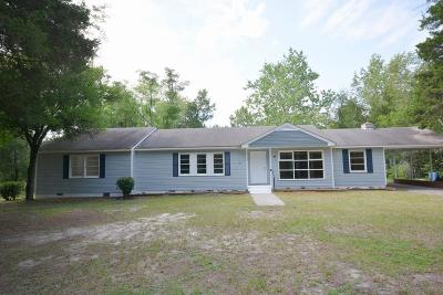 Aiken Single Family Home For Sale: 161 Zachmann Road