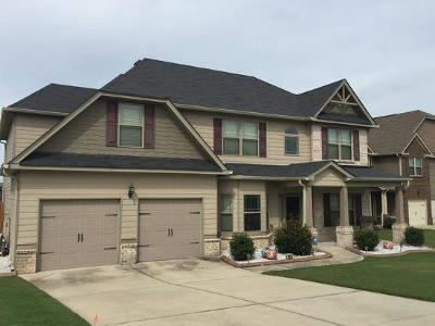 Evans Single Family Home For Sale: 929 Rollo Domino Circle