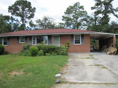 Augusta Single Family Home For Sale: 2038 Wharton Drive