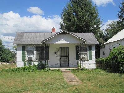 Augusta GA Single Family Home For Sale: $22,000