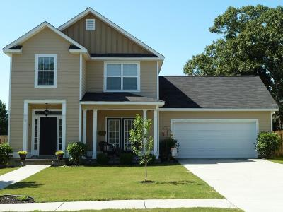 Grovetown Single Family Home For Sale: 2099 Magnolia Pkwy
