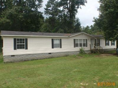 Beech Island SC Single Family Home For Sale: $65,900