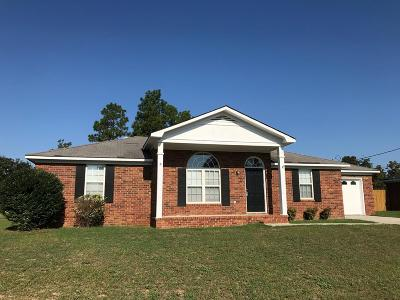 Hephzibah Single Family Home For Sale: 1619 Creek Run Road