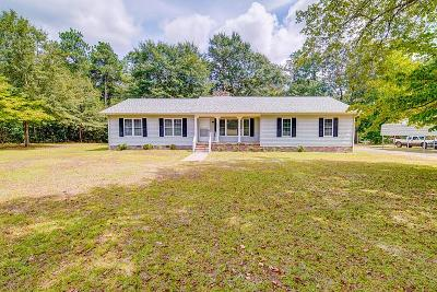 Thomson GA Single Family Home For Sale: $175,000