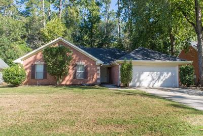 Augusta GA Single Family Home For Sale: $174,900