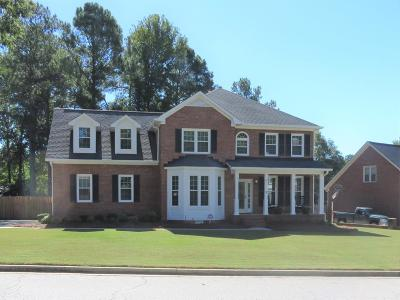 Evans Single Family Home For Sale: 880 Sturbridge Drive