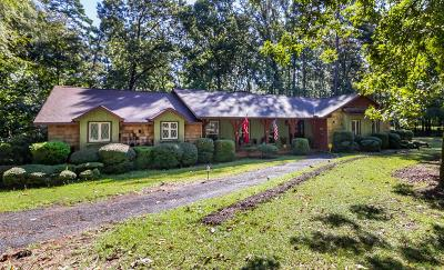 McDuffie County Single Family Home For Sale: 3904 Washington Road