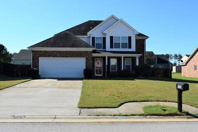 Columbia County Single Family Home For Sale: 111 Dozier Drive