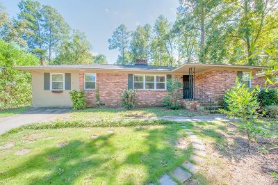 North Augusta Single Family Home For Sale: 1917 Bobolink Avenue
