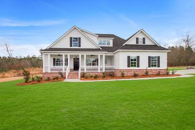 Aiken Single Family Home For Sale: 1170 Drayton Count