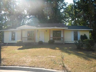 Augusta Single Family Home For Sale: 2708 Tryon Place
