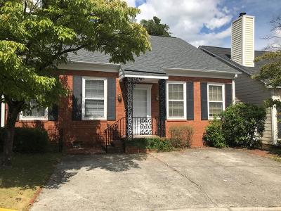 Augusta Single Family Home For Sale: 2009 Townvue Court