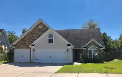 Grovetown Single Family Home For Sale: 502 Sweet Meadow Drive