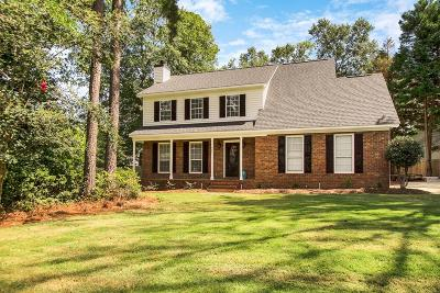 North Augusta Single Family Home For Sale: 457 Calbrieth Circle