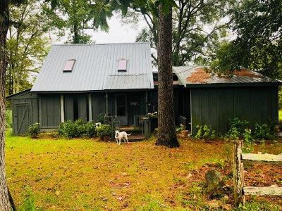 Lincoln County Single Family Home For Sale: 2258 C E Norman Road