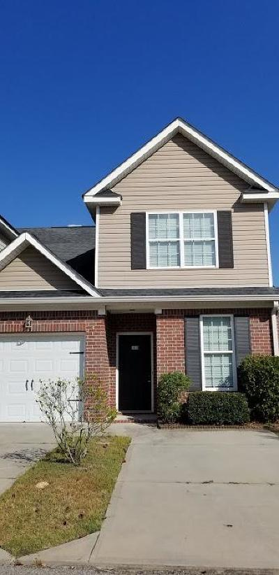 Augusta Single Family Home For Sale: 1416 Leigh Court