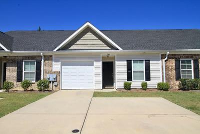 Grovetown Attached For Sale: 163 Brandimere Drive