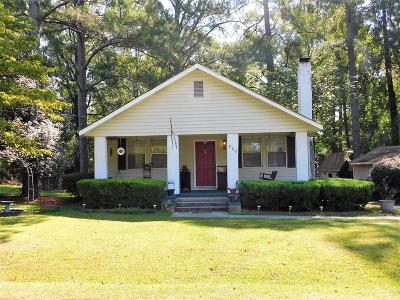 Thomson Single Family Home For Sale: 520 Central Road