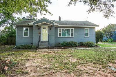 Edgefield County Single Family Home For Sale: 210 Pecan Drive