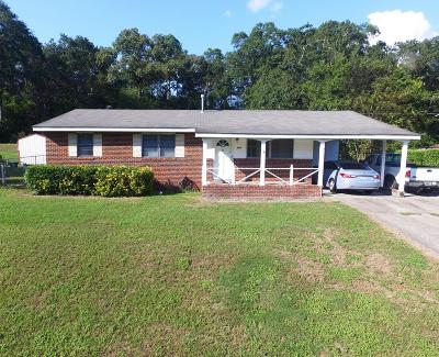 Richmond County Single Family Home For Sale: 2313 Martin Road