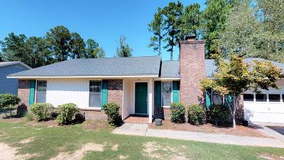 Martinez Single Family Home For Sale: 4121 Fair Oaks Road