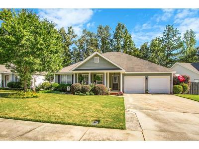 Riverwood Plantation Single Family Home For Sale: 357 Sandleton Way