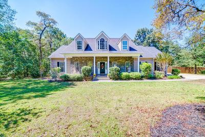 McDuffie County Single Family Home For Sale: 3655 Horsham Trail