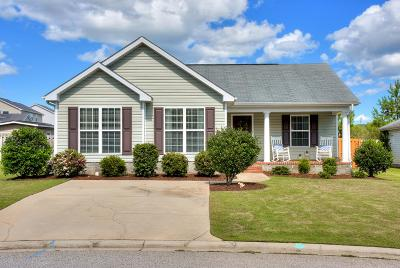 Grovetown Single Family Home For Sale: 713 Keyes Drive