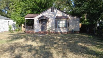 Richmond County Single Family Home For Sale: 1110 Murphy Street