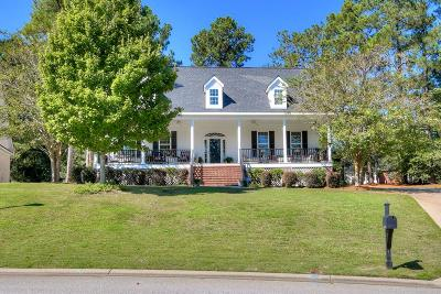 Columbia County Single Family Home For Sale: 2219 Mills Haven Trail