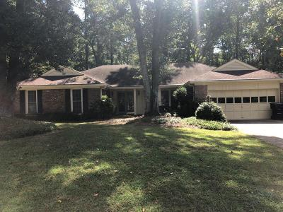 North Augusta Single Family Home For Sale: 1950 Bolin Road