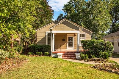 Augusta GA Single Family Home For Sale: $110,000