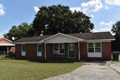 Augusta GA Single Family Home For Sale: $39,900