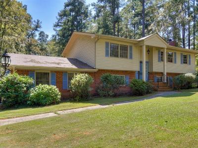 Evans Single Family Home For Sale: 5166 Fairington Drive