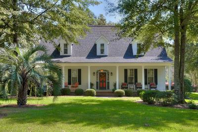 Beech Island SC Single Family Home For Sale: $840,000