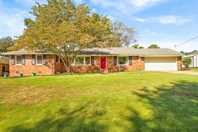 North Augusta Single Family Home For Sale: 762 Winyah Drive