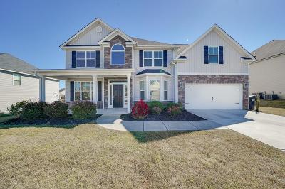 Grovetown Single Family Home For Sale: 1430 Summit Way