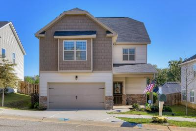Grovetown Single Family Home For Sale: 3921 Griese Lane