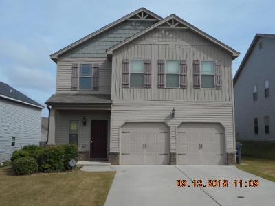 Grovetown Single Family Home For Sale: 3347 Grove Landing Circle