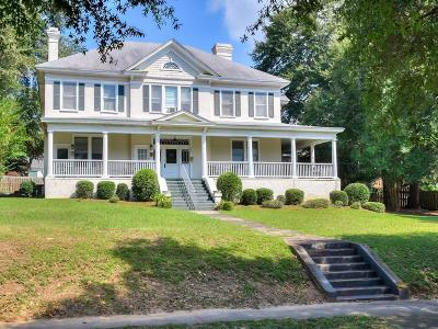 Augusta Single Family Home For Sale: 2419 Central Avenue