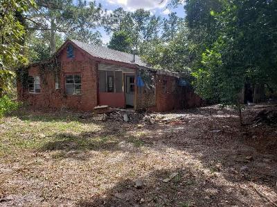 Augusta GA Single Family Home For Sale: $12,000