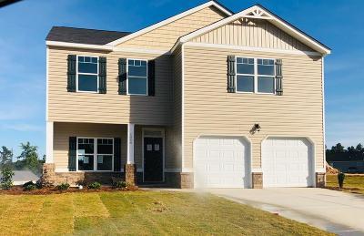 Augusta GA Single Family Home For Sale: $200,900